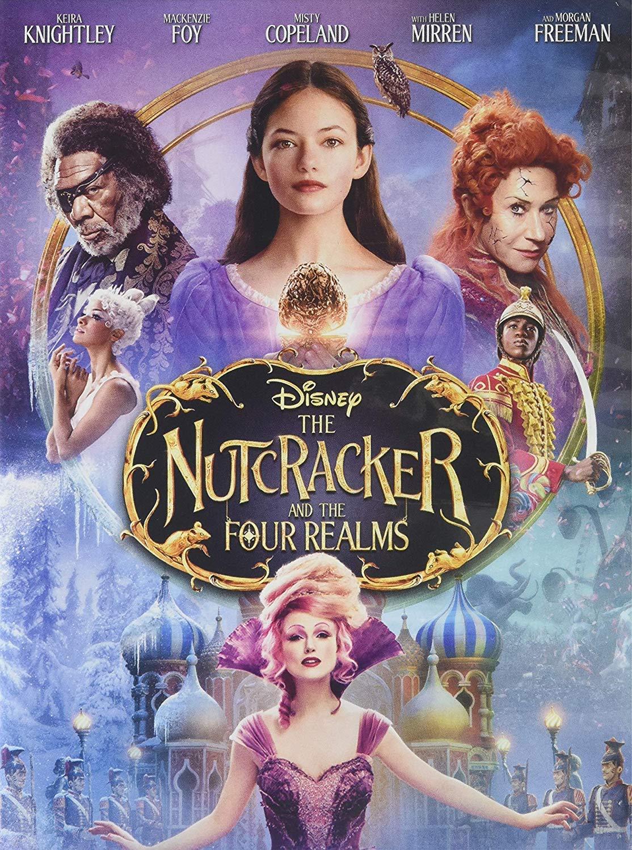 Amazon Com The Nutcracker And The Four Realms Blu Ray 2018 Region Free Movies Tv