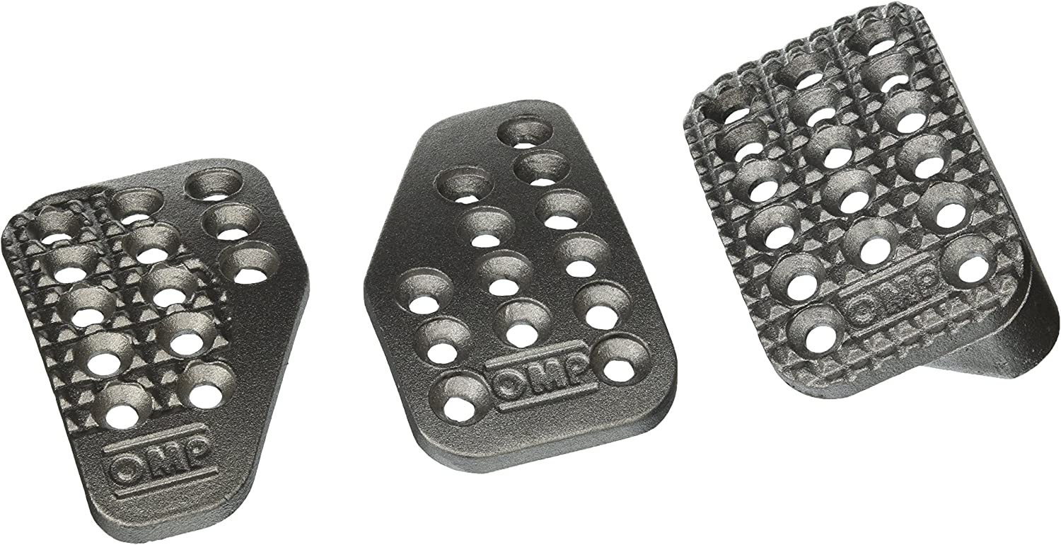 Amazon.com: Omp (OA/1000) Racing Pedal Set: Automotive