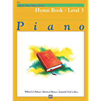 Alfred's Basic Piano Library - Hymn Book 3: Learn to Play with this Esteemed Piano Method book cover