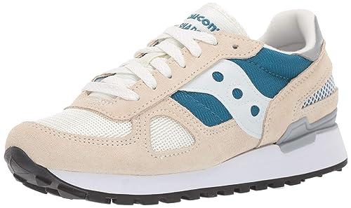 purchase cheap 0b205 34710 Saucony Originals Women s Shadow Original Sneaker, Cream Corsair, 5 M US