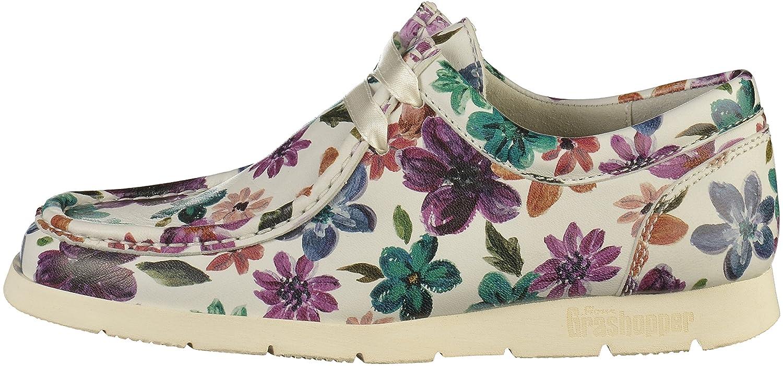 Sioux 62017 - Zapatos de Cordones de Piel Lisa Lisa Lisa para Mujer 7d4226
