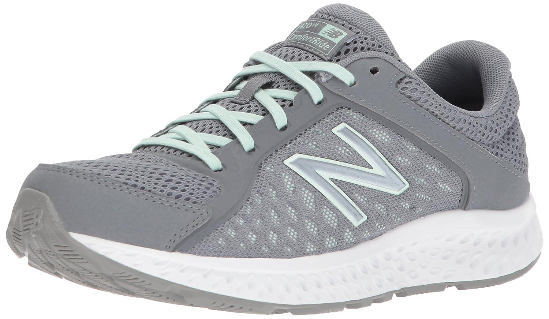 New Balance Women's 420v4 Cushioning Running Shoe B06XSD77RS 9.5 B(M) US|Grey