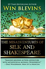 The Misadventures of Silk and Shakespeare (American Dreamers) Kindle Edition