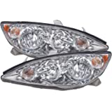 Toyota Camry USA Built LE/XLE Headlights Headlamps Set New Pair