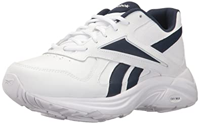 meet ea924 2f966 Reebok Men s Ultra V Dmx Max Walking Shoe, white coll. navy, 8.5
