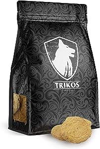 TRIKOS Freeze Dried Premium Dog Food - Patties