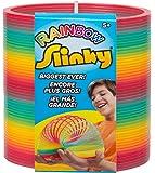 Original Slinky Brand Ginormous Rainbow Slinky