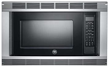 hotpoint built-in microwave stainless steel mwh434ax