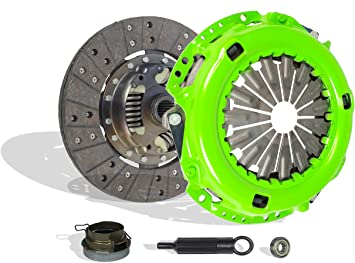 ClutchMaxPRO Performance Stage 1 Clutch Kit Compatible with 96-00 Toyota 4Runner 2.7L 95-04 Tacoma 2.7L 01-04 Tacoma 2.4L 4WD 94-98 T100 2.7L