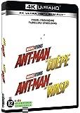 Ant-man 2 : ant-man et la guêpe 4k ultra hd [Blu-ray]