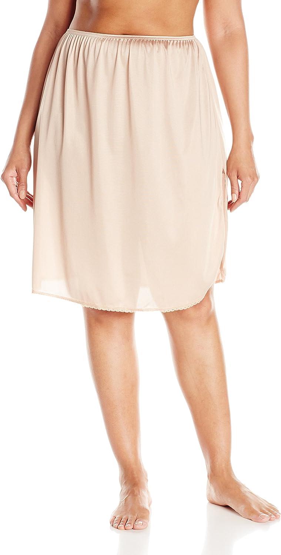 Vassarette or Vanity Fair Women/'s Tailored Anti-Static Camisole