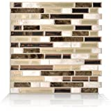 Smart Tiles Peel and Stick Backsplash and Wall Tile Bellagio Bello
