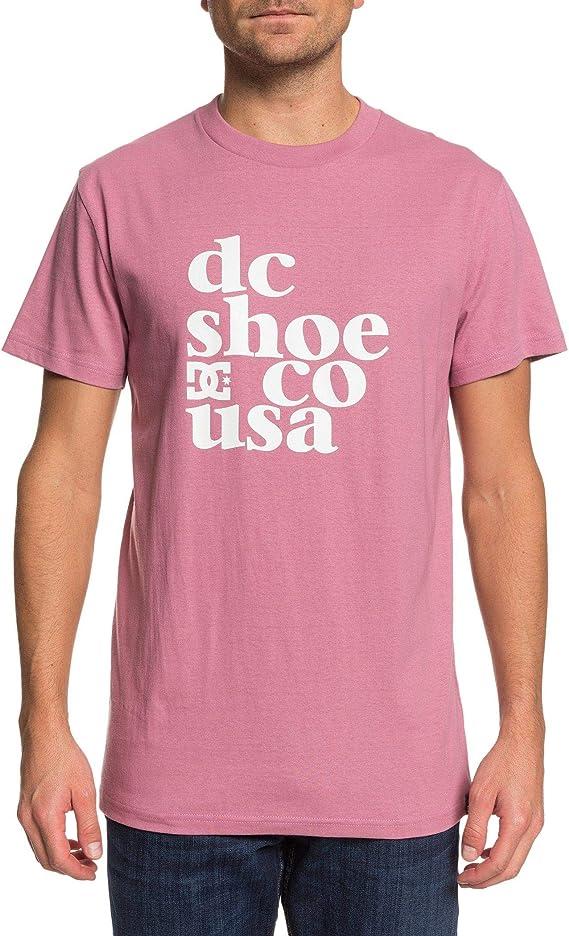 DC Shoes Just Bang - Camiseta para Hombre EDYZT04100: Amazon.es ...