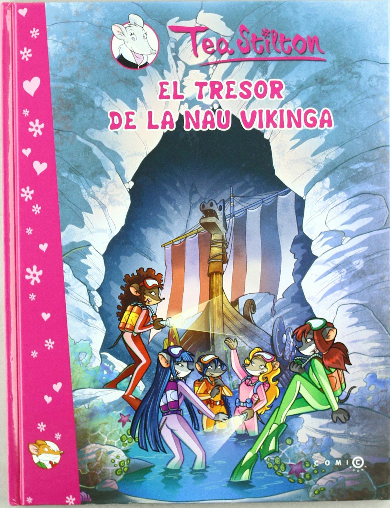 El tresor de la nau vikinga (Comic Books): Amazon.es: Stilton ...