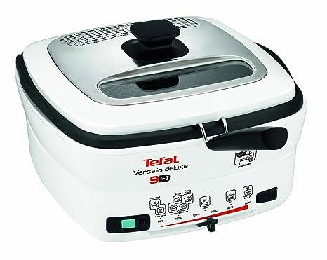 Tefal FR4950 - Freidora, 1600 W, 2 L, 180 °C, blanco