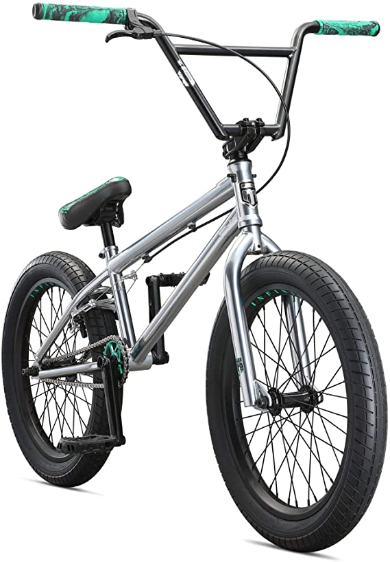 Mongoose Legion Freestyle BMX Bike Line for Kids