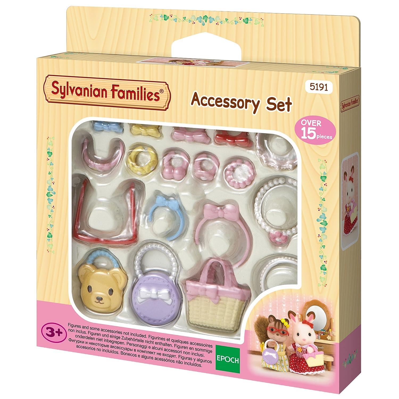 Sylvanian Families - 5191 - Set Accessoires pour Poupée Epoch Accessoire pour poupée
