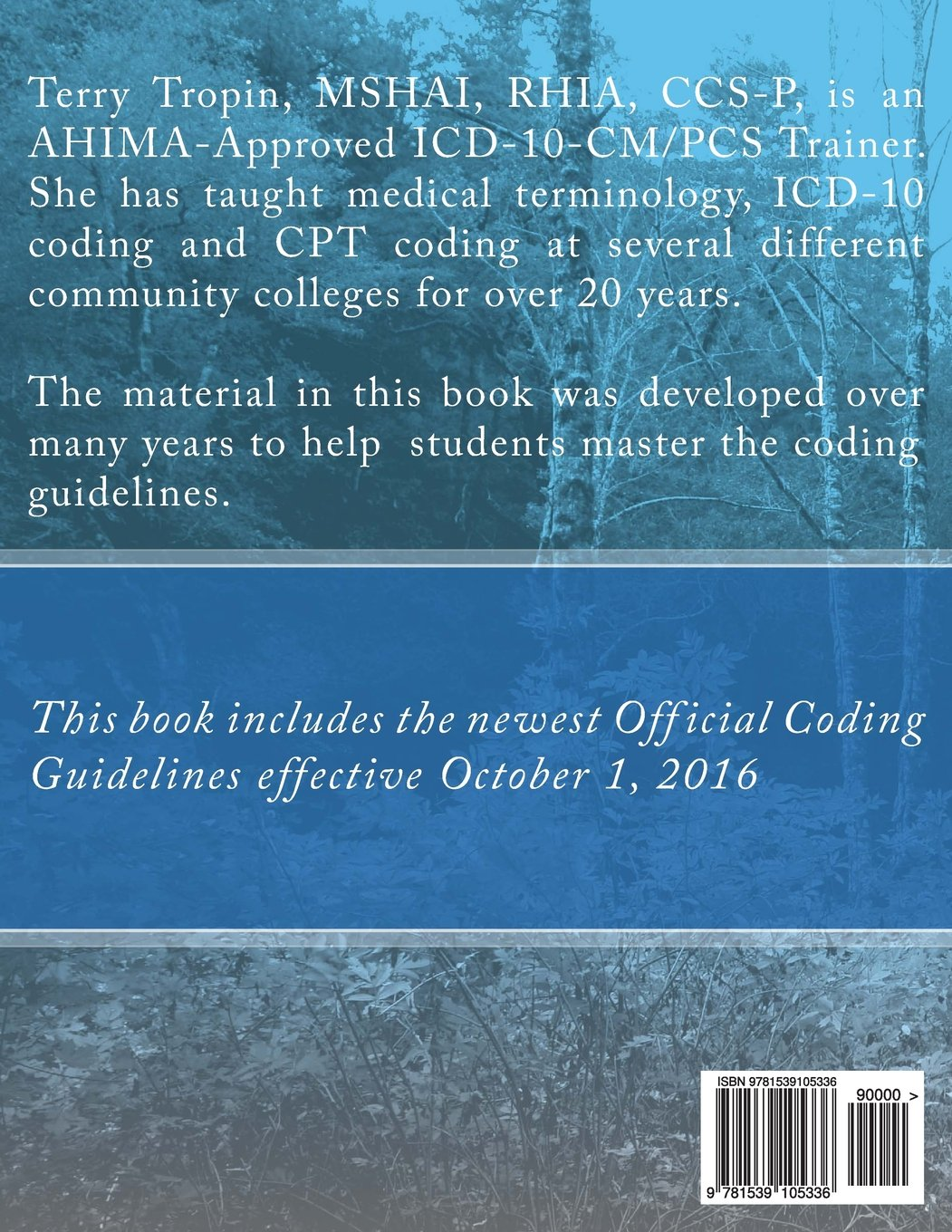 100 tips for icd 10 pcs coding - Amazon Com Icd 10 Cm Coding Guidelines Made Easy 2017 9781539105336 Terry Tropin Books