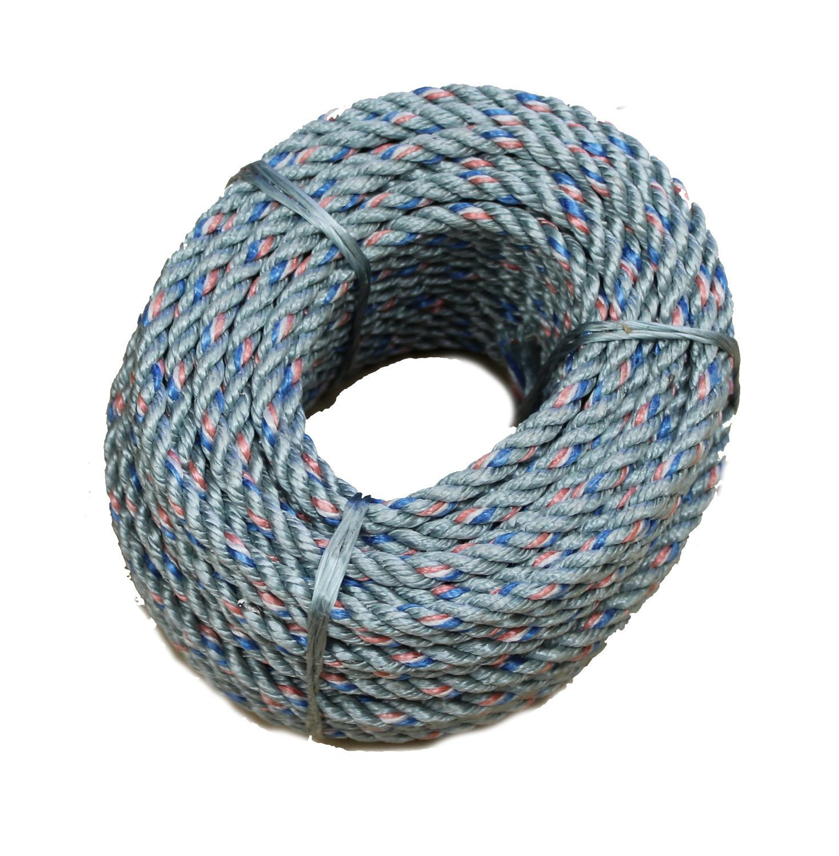 KUFA SPORTS 1//4 Diameter//100 Lead Core Rope /& 11 Red//White Float Combo
