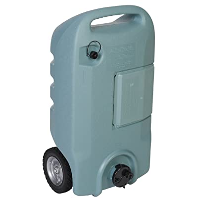 Tote-N-Stor 25607 Portable Waste Transport - 15 Gallon Capacity: Automotive