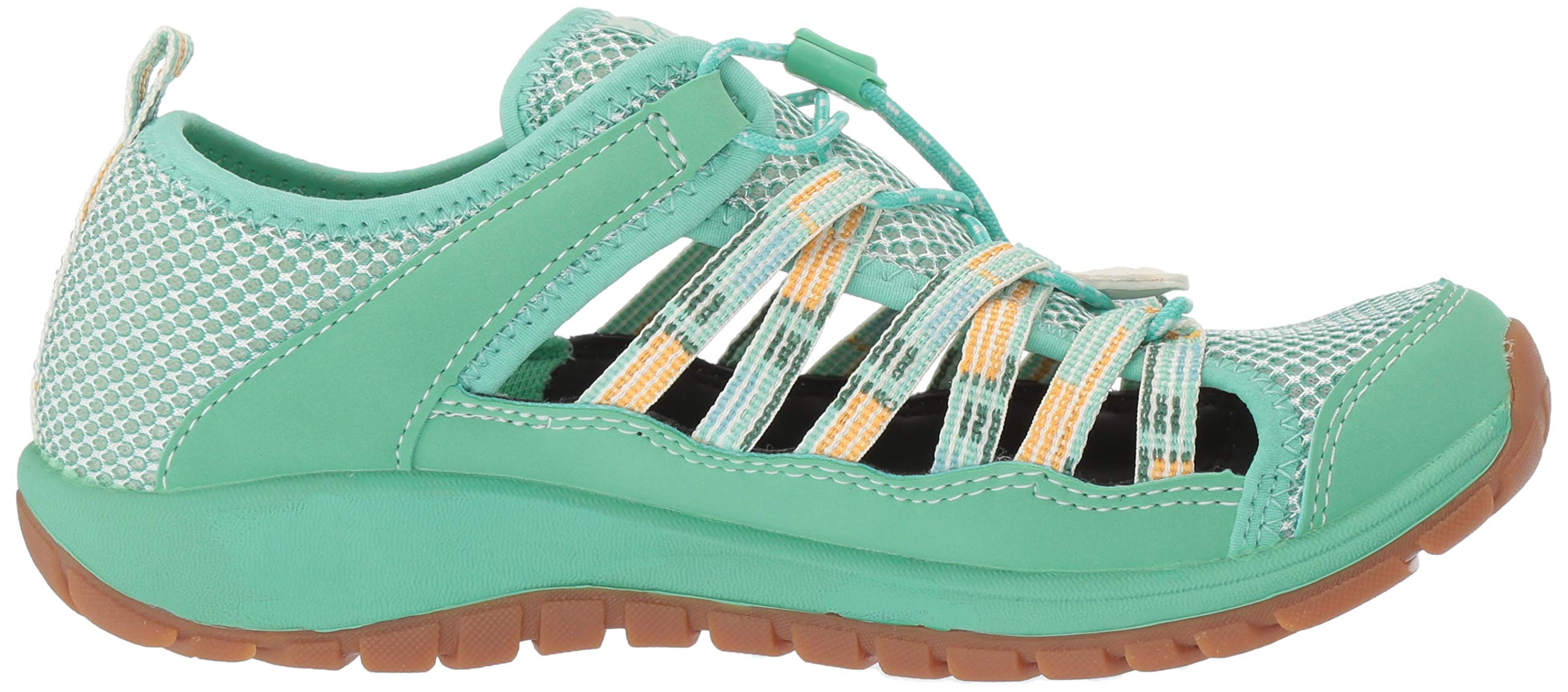 Chaco Unisex Outcross 2 Hiking Shoe teal 04.0 M US Big Kid by Chaco (Image #7)