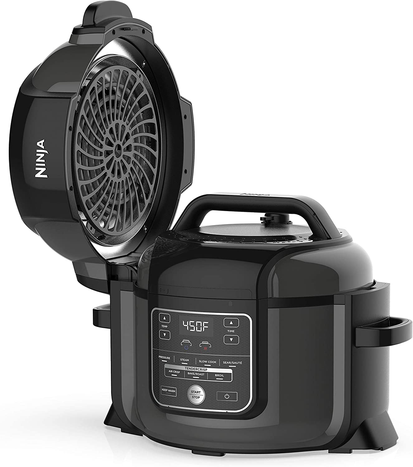 ninja foodi air fryer pressure cooker