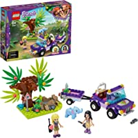 Lego Friends 41421 Reddingsbasis Babyolifant In Jungle, Meerkleurig, 203 Onderdelen