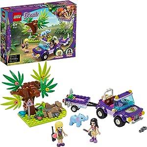 LEGO Friends 41421 Baby Elephant Jungle Rescue Building Kit (203 Pieces)
