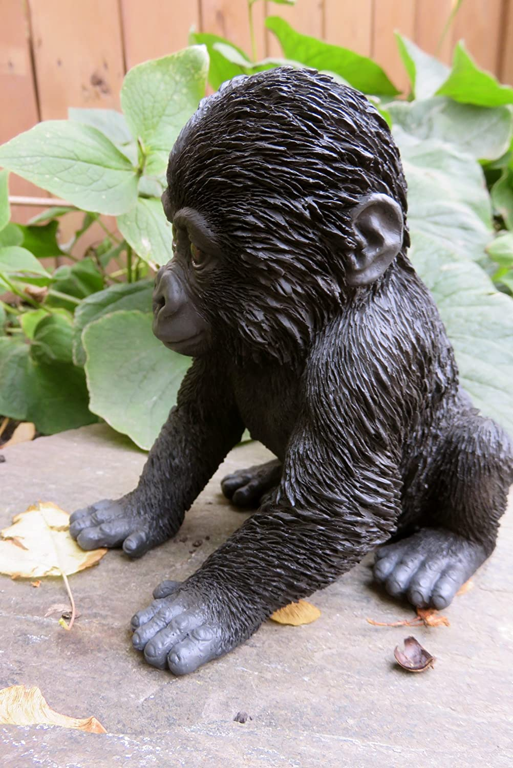 ChosenTreasures4You Baby Gorilla Figurine Sitting