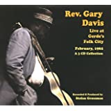 Rev.Gary Davis Live At Gerdes Folk City 1962
