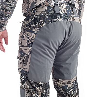 SITKA Gear Timberline Pant Optifade Subalpine 40 R - waterproof in butt