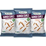 Simply 7 Gluten Free Quinoa Curls, Variety Pack, 3 Count (Variety Pack)