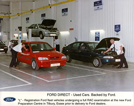 Amazon.com: Vintage photo of Tilbury: ford preparation centre.: Entertainment Collectibles