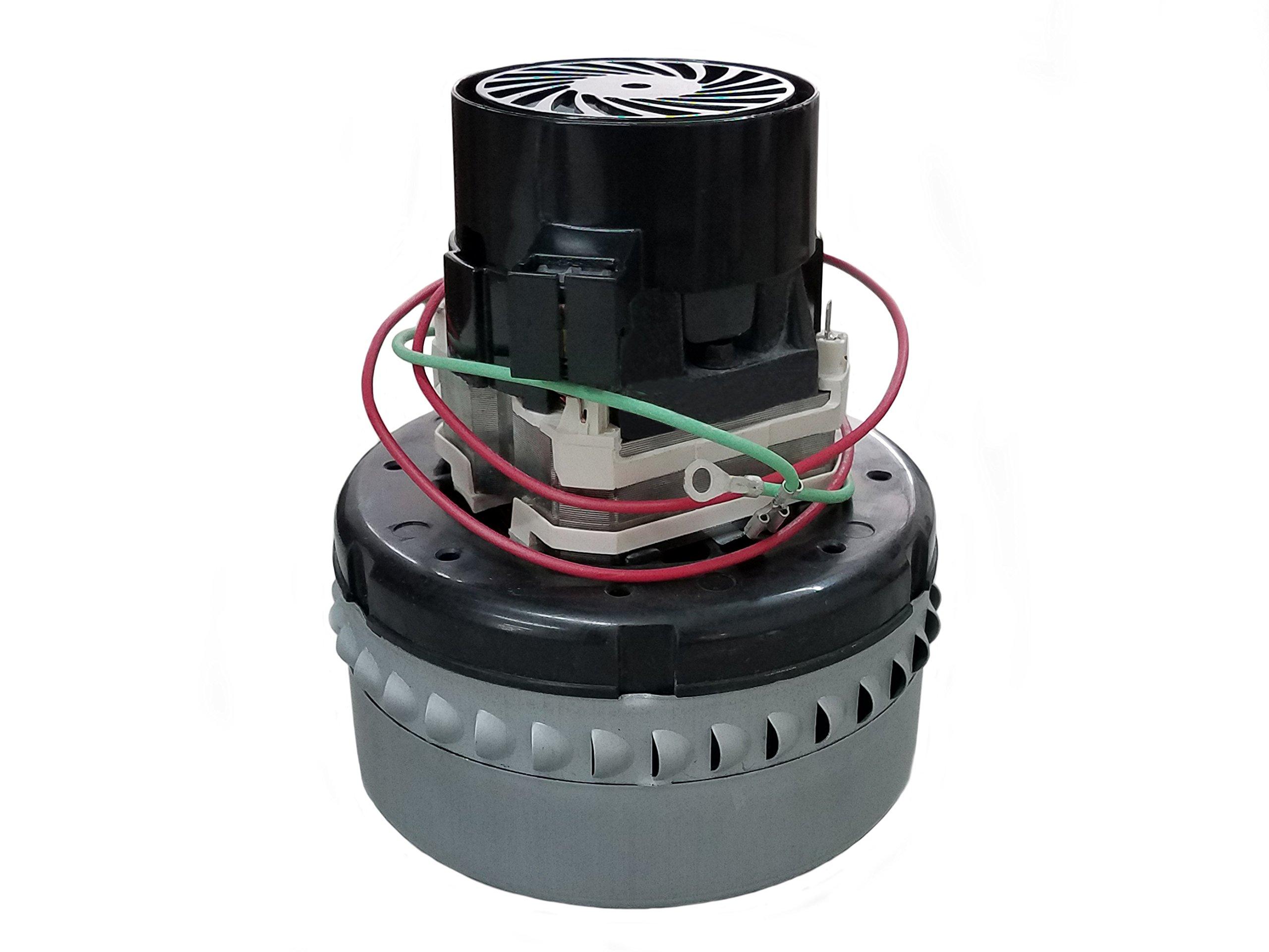 Electro Motor Car Wash Vacuum Motor 8055EM for JE Adams Vacuums, 110V by Ultimate Washer (Image #1)