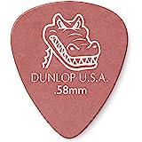 Dunlop 417P58 .58mm Gator Grip Picks, 12-Pack