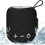 SANAG Bocina Bluetooth, Altavoz Bluetooth portátil con 10W Sonido Estéreo HD, 1800 mAh 24 Horas de Tiempo de Trabajo, Bocina