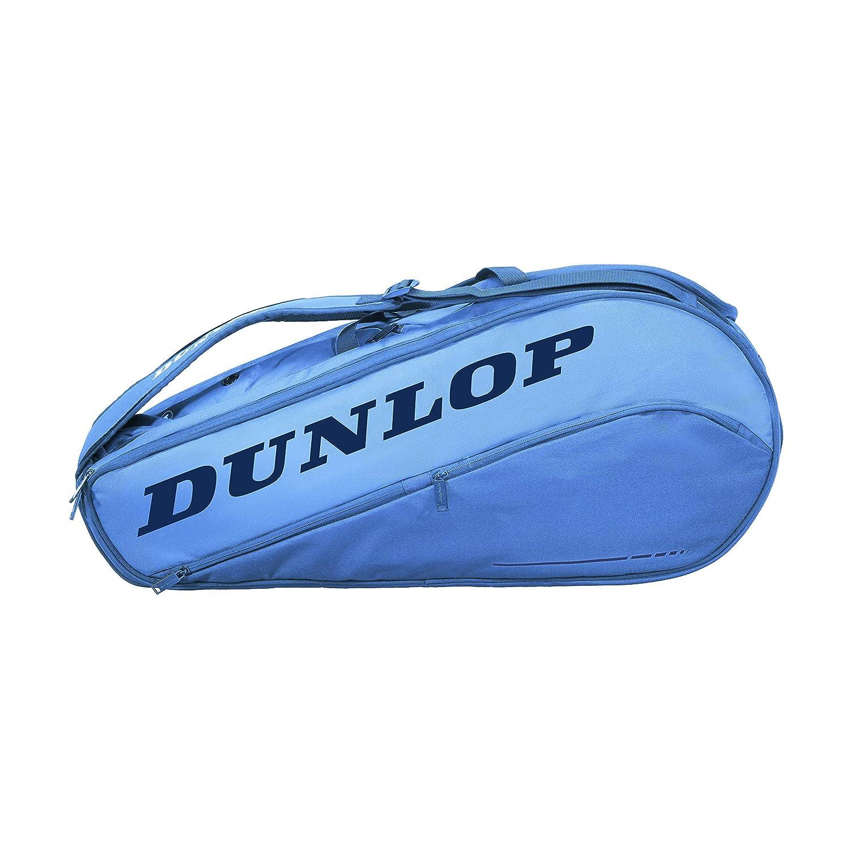 Dunlop D TAC CX Team 8 Pack Blue Bolsa de Tenis 8 Raquetas Adulto ...