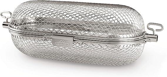 Napoleon 64000 Rotisserie Basket Grill Accessory