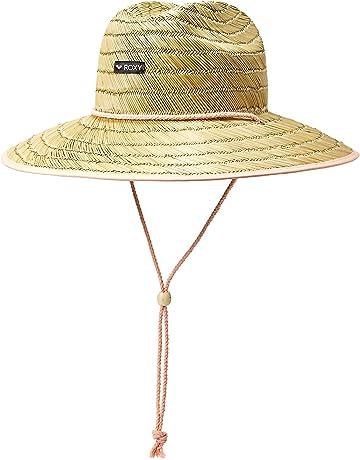 22c9d0a63d7 Roxy Girls Rg Tomboy Girl Peach Bud Hats Size