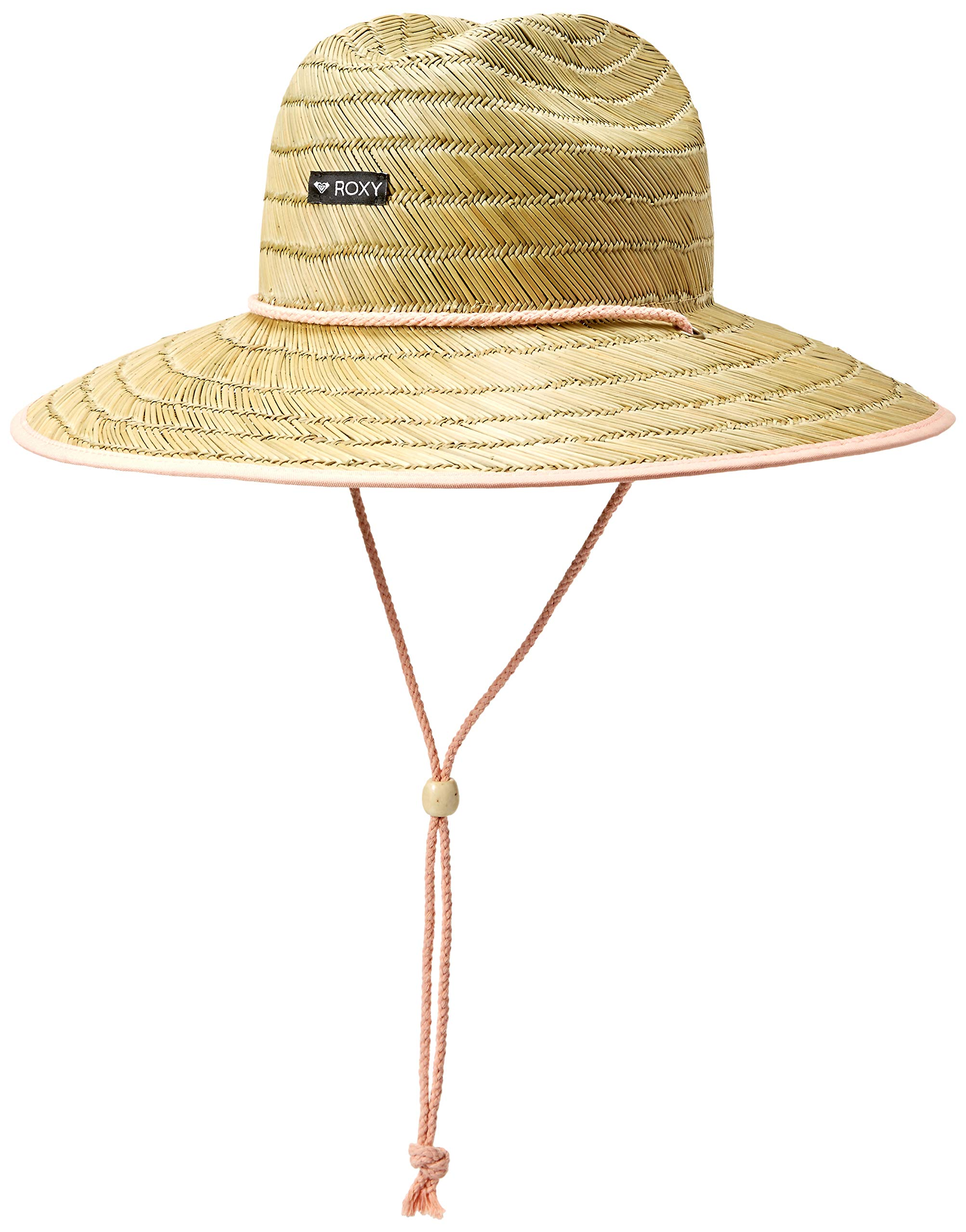 Roxy Little Tomboy Girl Sun HAT, Peach Bud, 1SZ by Roxy (Image #1)