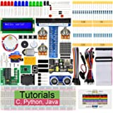 Freenove Ultrasonic Starter Kit for Raspberry Pi 4 B 3 B+ 400, 358-Page Detailed Tutorials, Python C Java Code, 171…