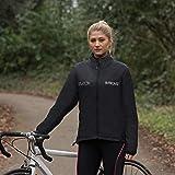Proviz Women's Switch Cycling Jacket, Black, Size 12
