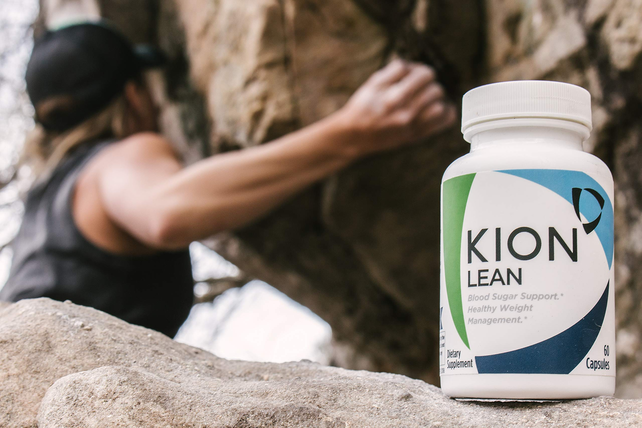 Kion Lean | Supports Weight Management, Liver Health, Blood Sugar Regulation, Healthy Body Fat Levels, and Longevity | Contains Bitter Melon (Glycostat) and Rock Lotus (Kingsun) | 30 Servings by Kion (Image #4)