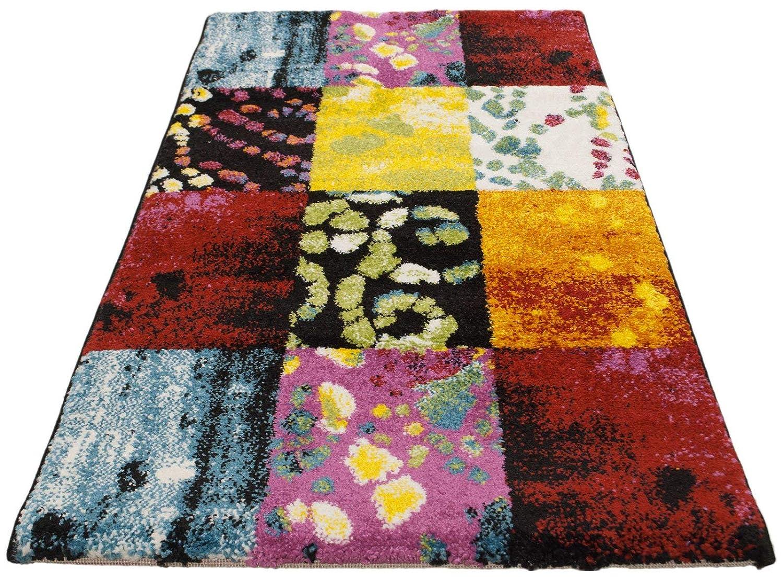 60 x 110 cm Tappeto Gioia B Multicolore ABC