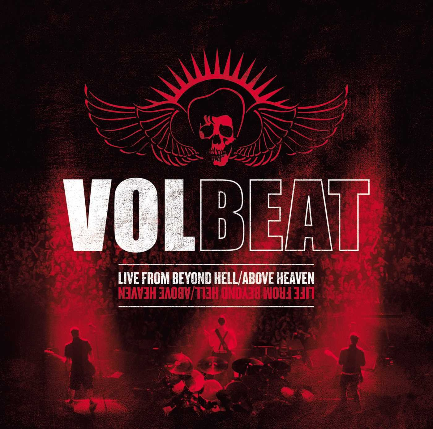 CD : Volbeat - Live From Beyond Hell/ Above Heaven