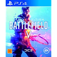 Battlefield V Deluxe Edition (PlayStation 4)