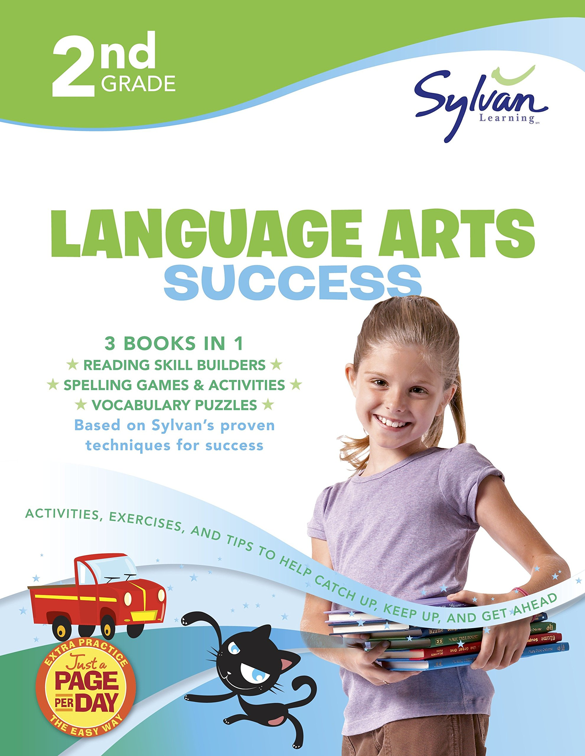 2nd Grade Language Arts Success product image
