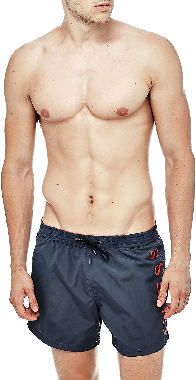 GUESS Men's Bathrobe THE GOLD COAST Woven Short Swim Shorts S-XL - Color Selection