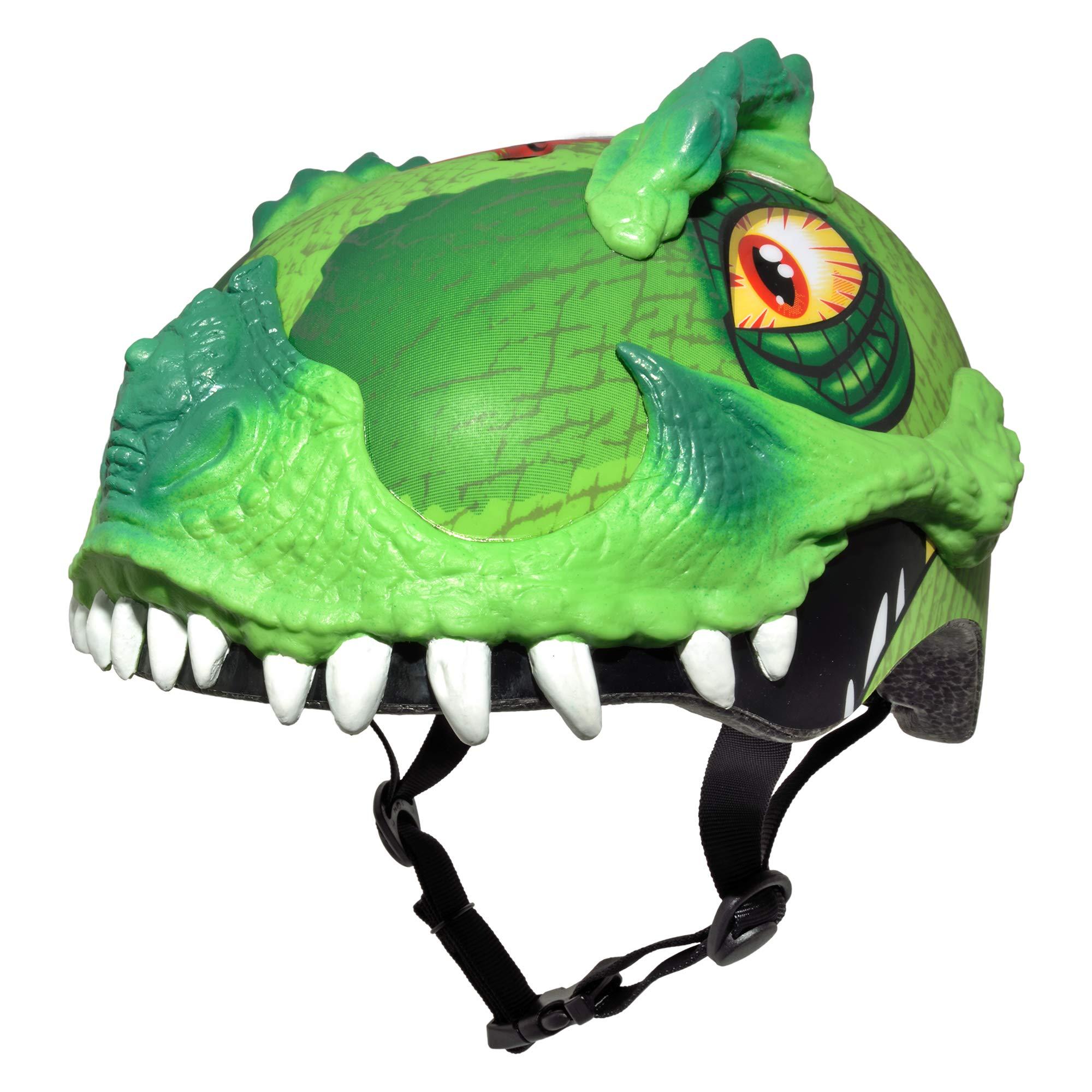 Raskullz Dinosaur Toddler 3+ y Child 5+ Cascos