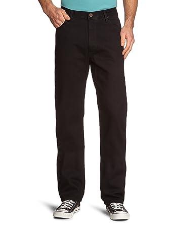 Mens Brooklyn Comfort Straight Leg Jeans Lee 0BPEgG